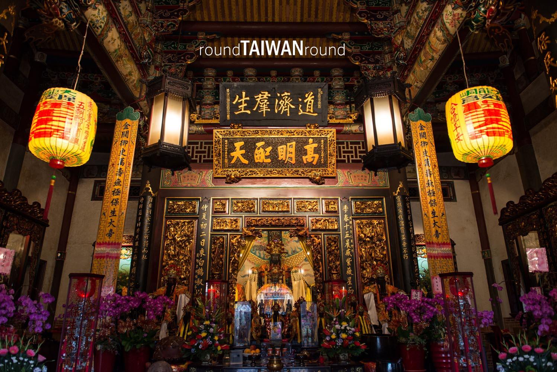 Dalongdong Baoan Temple Round Taiwan Round